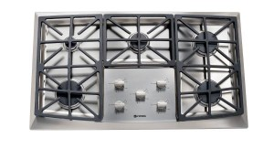 "New 36"" Gas Cooktop - One of 8 New Cooktops"