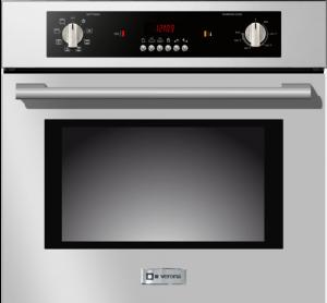 """Verona 24"""" 110V Wall Oven"""