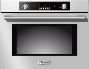 """Verona 30"""" 110v Wall Oven"""