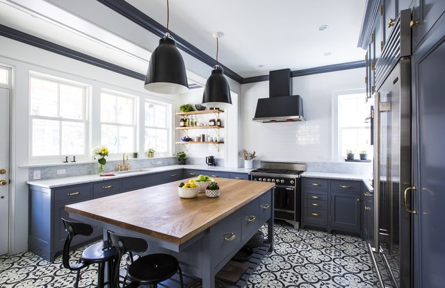 Awesome ILVE Majestic Featured In Architectural Digest Kitchen Renovation Story