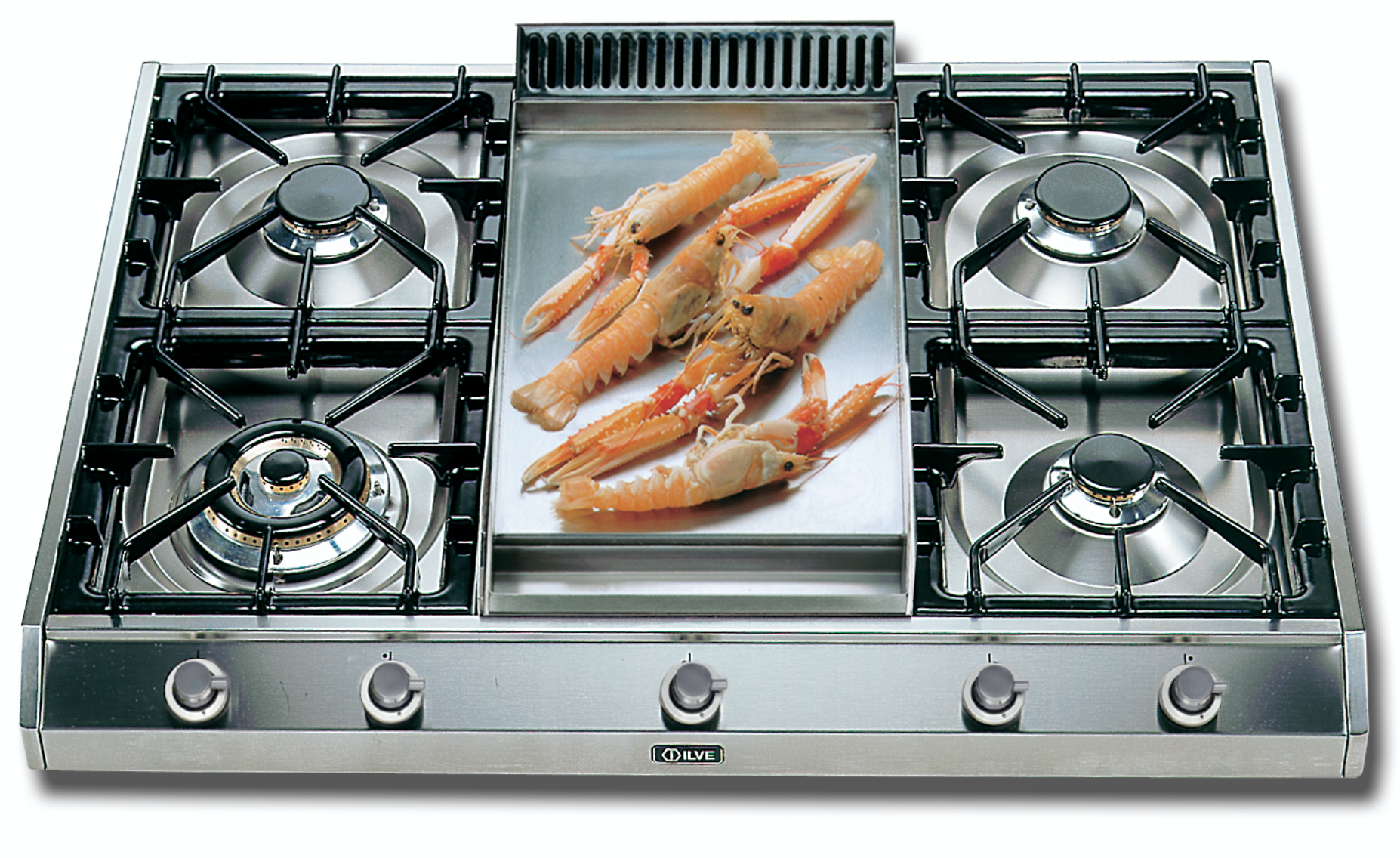ILVE, Verona, Range, Oven, Cook-top, Clean, How-To