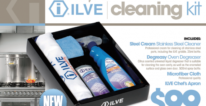 ILVE Cleaning Kit & Promotion