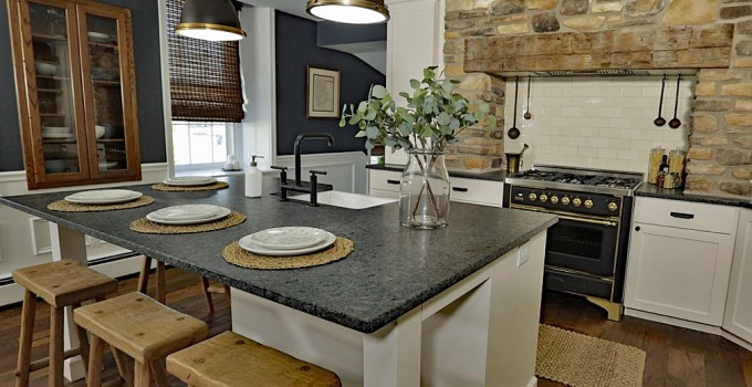 EuroChef Brands Help Restore Dilapidated Kitchens on Stone House Revival