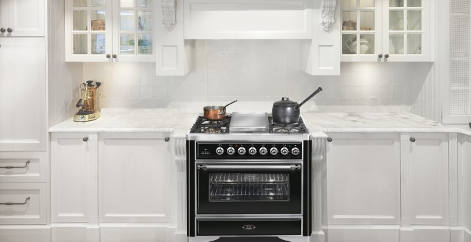 ILVE adds Gloss Black as a Standard Color to the Majestic Collection