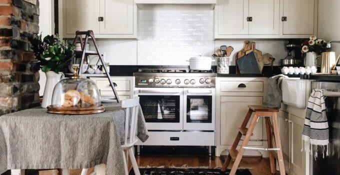 6 Ways to Create Your Modern Farmhouse Kitchen