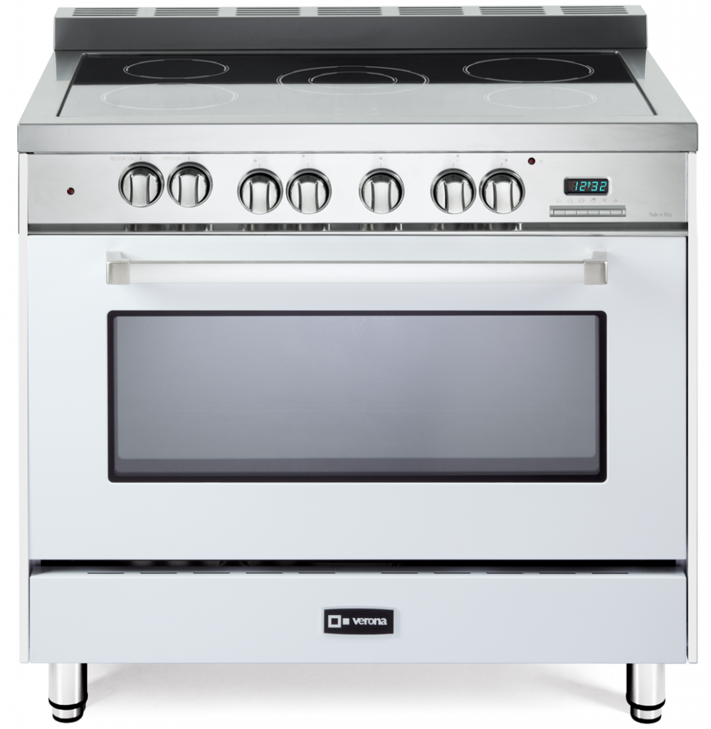 36 Electric Range >> Verona S 36 Electric Ranges Now Available In True White