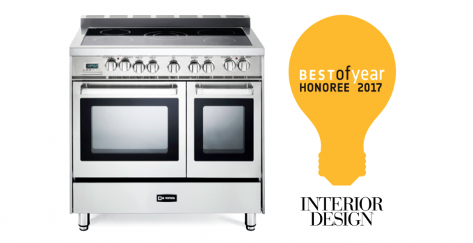Verona Appliances Named 2017 Interior Design Best of Year Awards Honoree