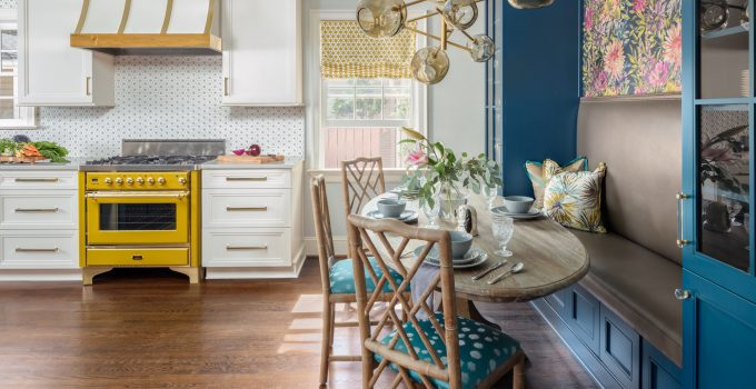 ILVE RAL Custom Color Makes A Bold Impact in a Charlotte Kitchen Remodel