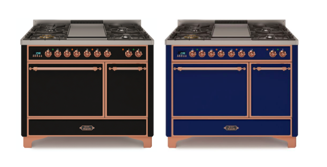 ILVE Introduces the Highly Anticipated Copper Finish to their Award Winning Lines of Majestic and Nostalgie Ranges