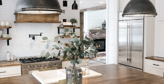 Verona Appliances Spotlighted in a One of A Kind Denver Kitchen
