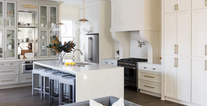 Verona Appliances Helps Bring the Transitional Style of Cape Cod Homes to the Heart of Indianapolis