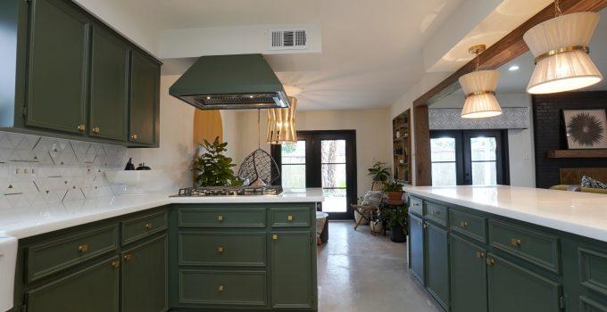 20s Kitchen Color Trends